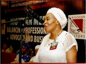 Nigerian Guild Of Editors Conference